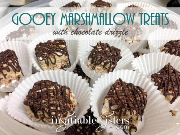 Gooey Marshmallow Treats